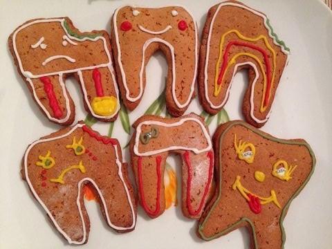 Печенье для стоматолога 2