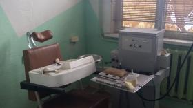 Стоматологическая установка в СССР