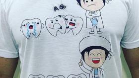 Футболка ортодонта
