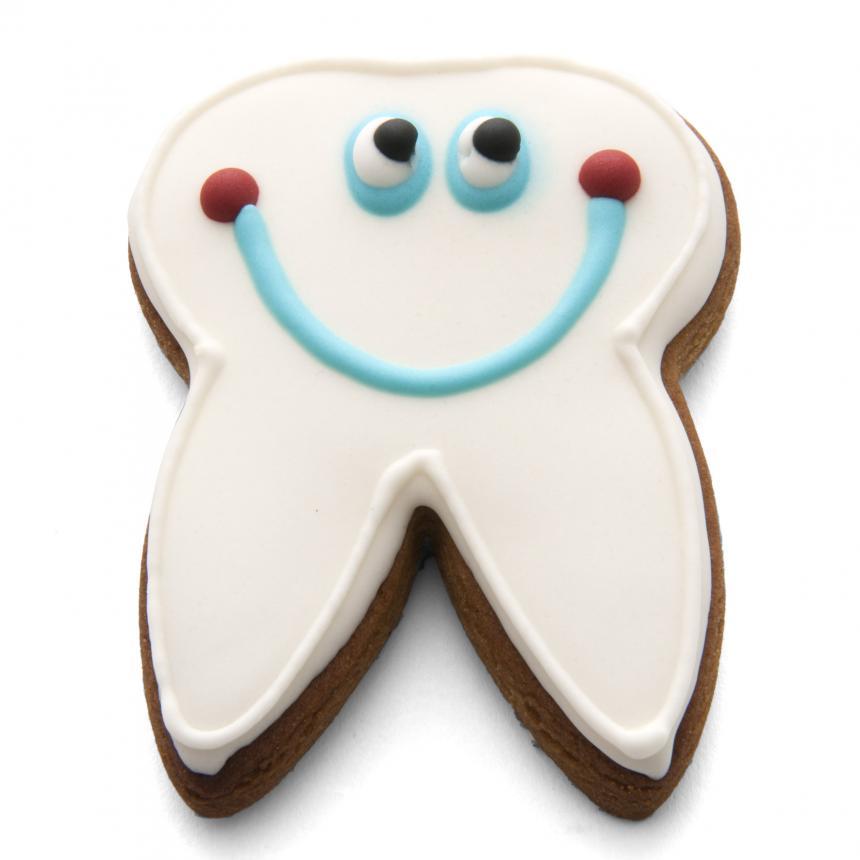 Печенье для стоматолога 32