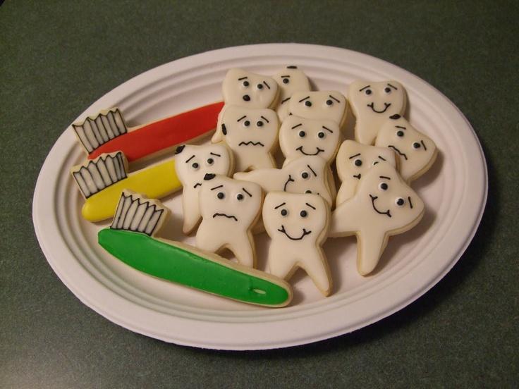 Печенье для стоматолога 29