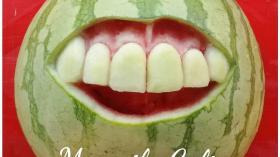Арбузная полость рта 9