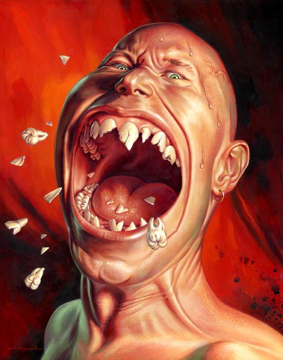 Жалобы на зубную боль
