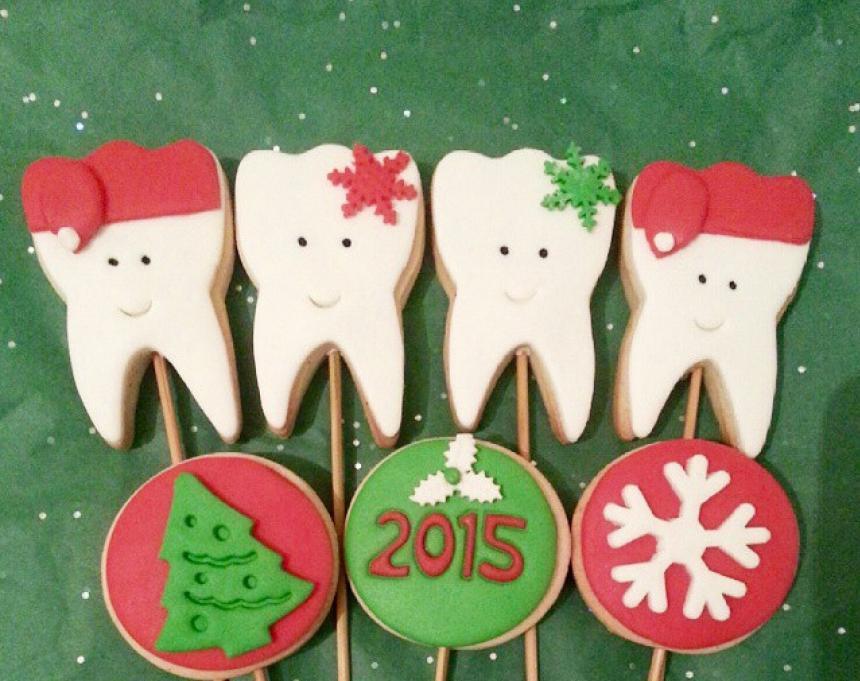 Печенье для стоматолога 20