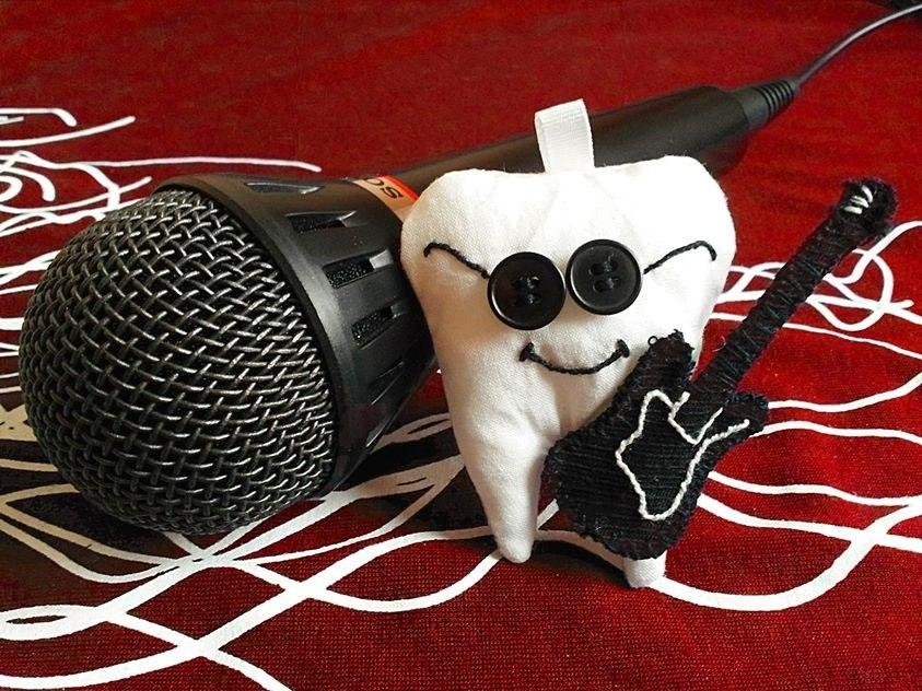 Зуб – рок-звезда