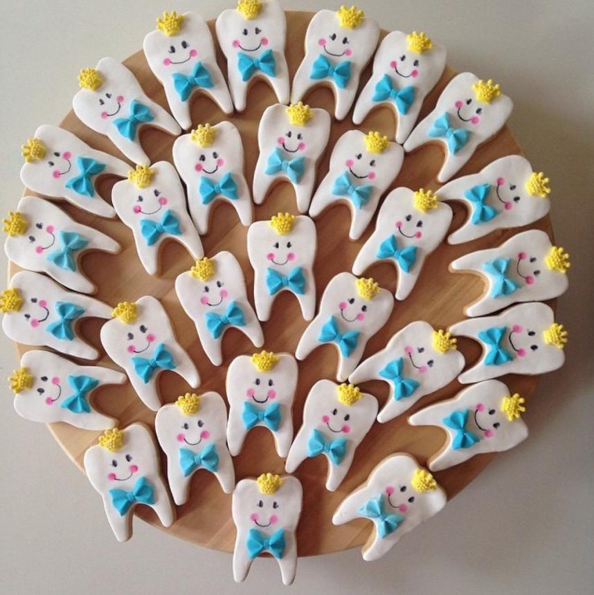 Печенье для стоматолога 22