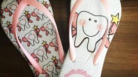 Сланцы стоматолога