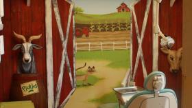 Стоматологический кабинет на ферме