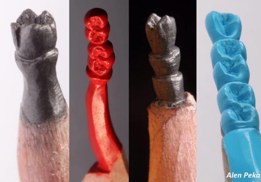 Зубной карандаш 2