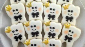 Печенье для стоматолога 49
