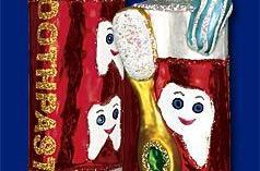 Елочная игрушка для стоматолога 14