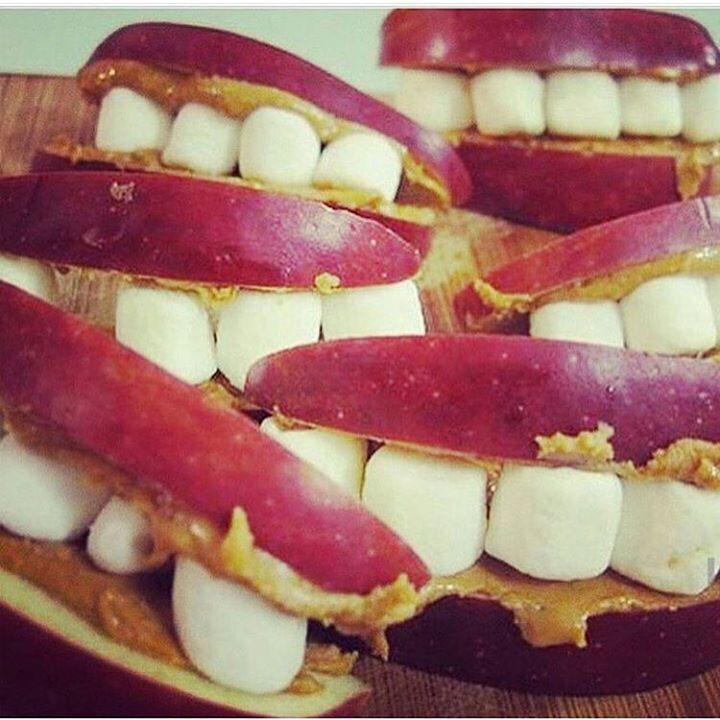 Зубные вкусняшки