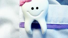 Значок стоматолога