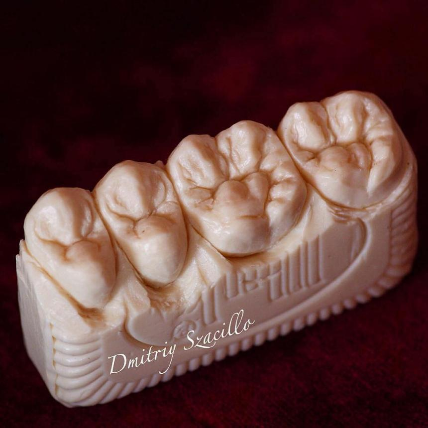 Мыльные зубы 4