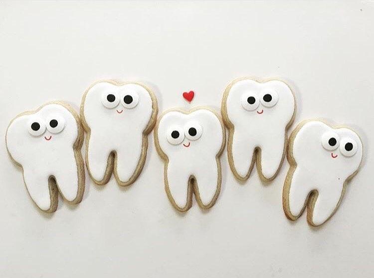 Печенье для стоматолога 27