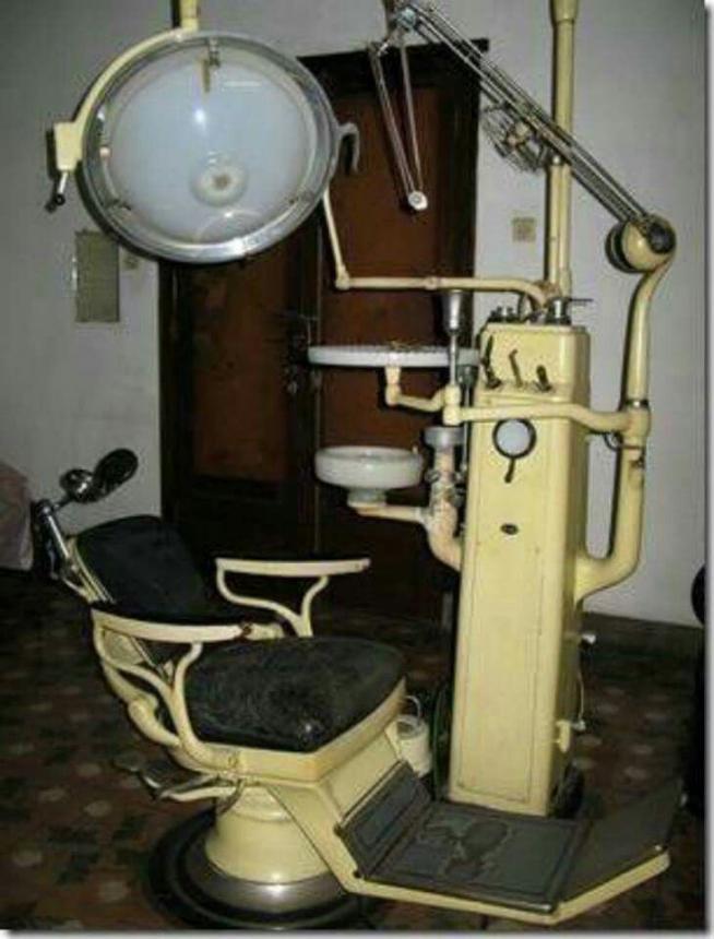 Стоматологическое кресло (19 век) 3