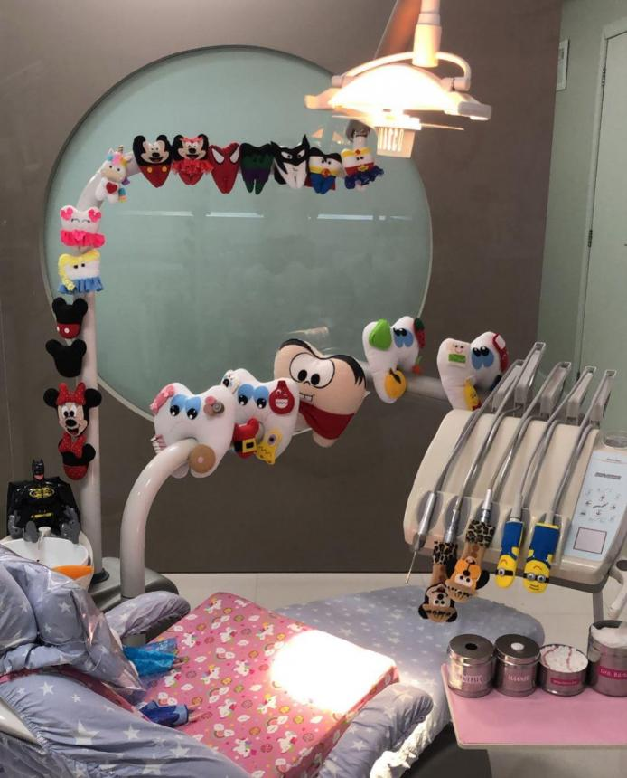 Трофеи в детской стоматологии