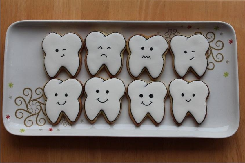 Печенье для стоматолога 47