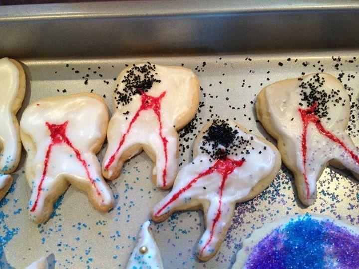 Печенье для стоматолога 4