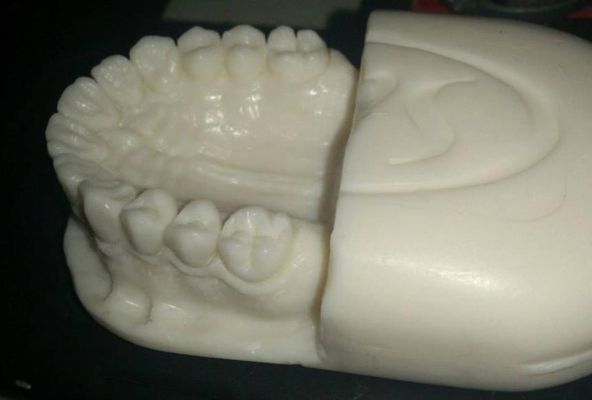 Мыльные зубы 6