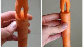 Морковный зуб 2