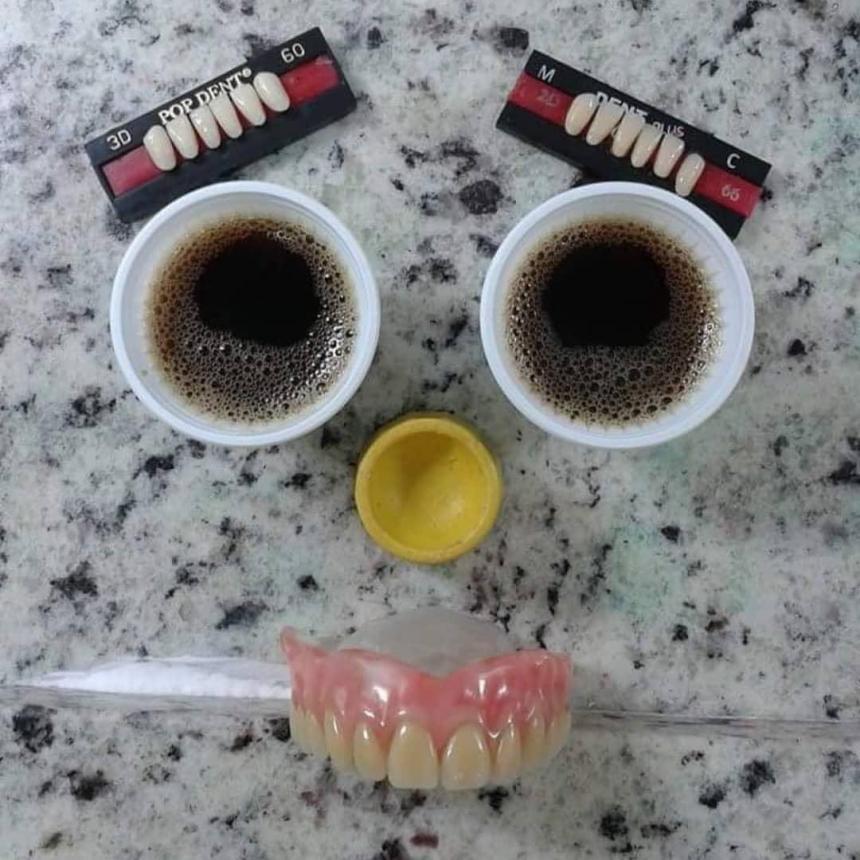 Утро стоматолога