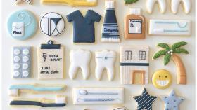 Печенье для стоматолога 51
