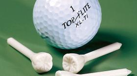 Подставка под мячик для гольфа