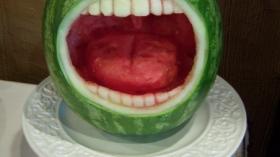 Арбузная полость рта 4