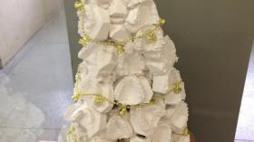 Новогодняя елка у зубных техников