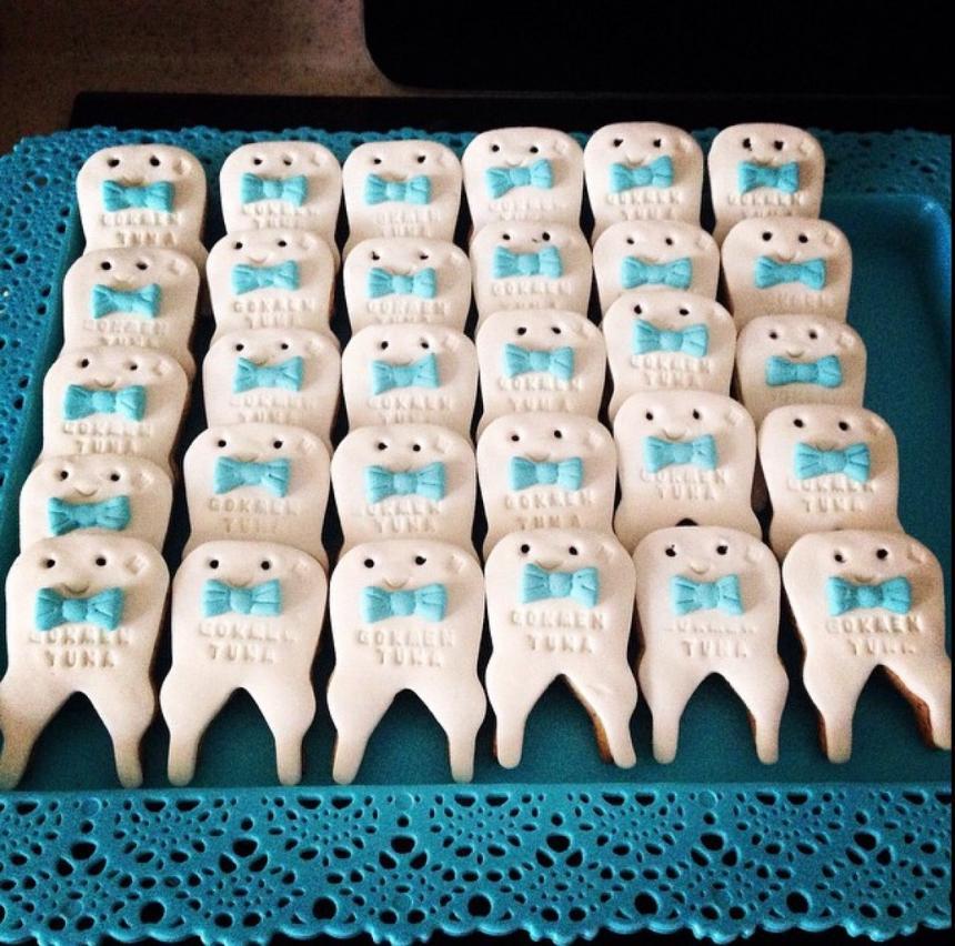 Печенье для стоматолога 17