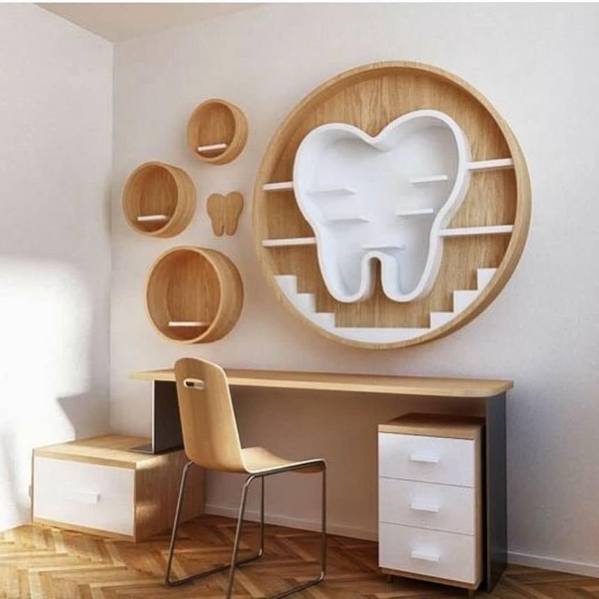 В кабинете у стоматолога