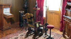 Стоматологический кабинет Андерса Сандвига (конец 19 века)