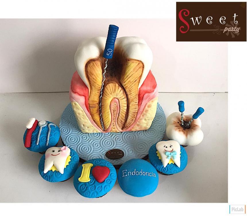 Торт эндодонтический 4