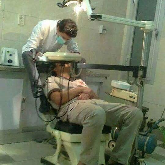 Эргономика в работе врача-стоматолога 2