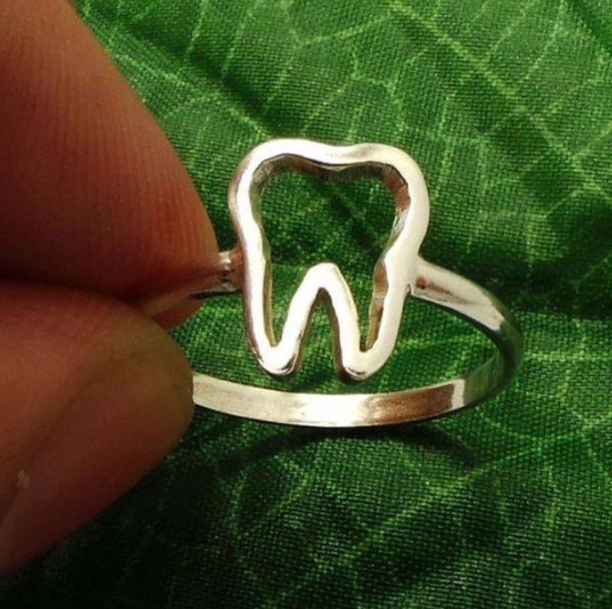 Кольцо для стоматолога 8