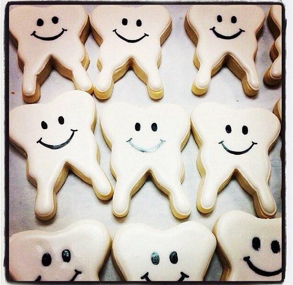 Печенье для стоматолога 5