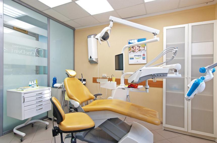 Терапевтический кабинет клиника Планерная
