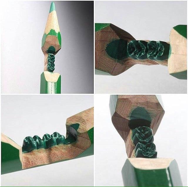 Зубной карандаш