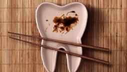 Суши и стоматолог