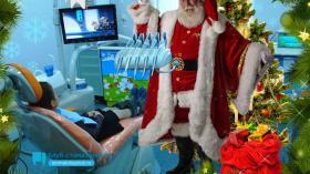 Стоматологическая клиника Деда Мороза 2