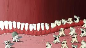 Битва зубов
