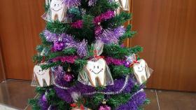 Новогодняя елка 21