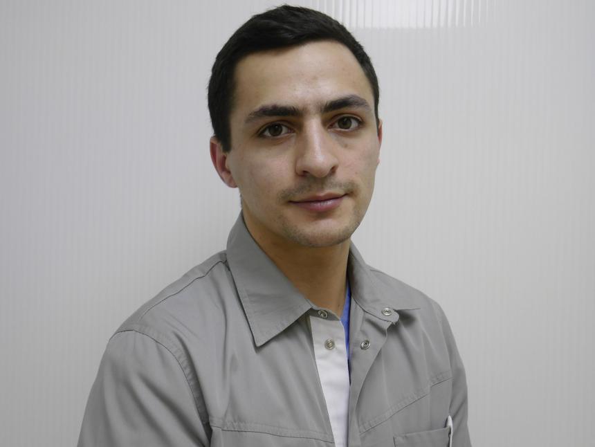 Заргарян Арам Абрикович
