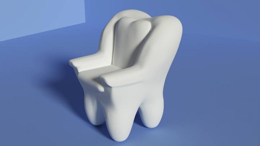 Кресло стоматолога