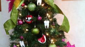 Новогодняя елка 15