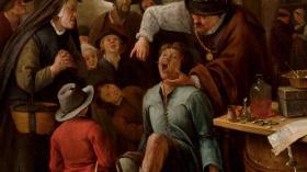 Удаление зуба (Jan Steen, 1651г.)