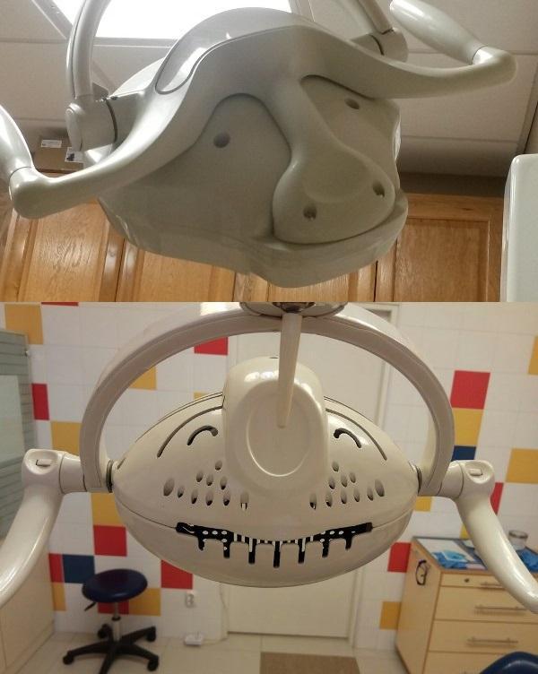 Освещение в стоматологии