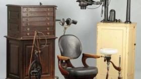 Стоматологический кабинет 18 век
