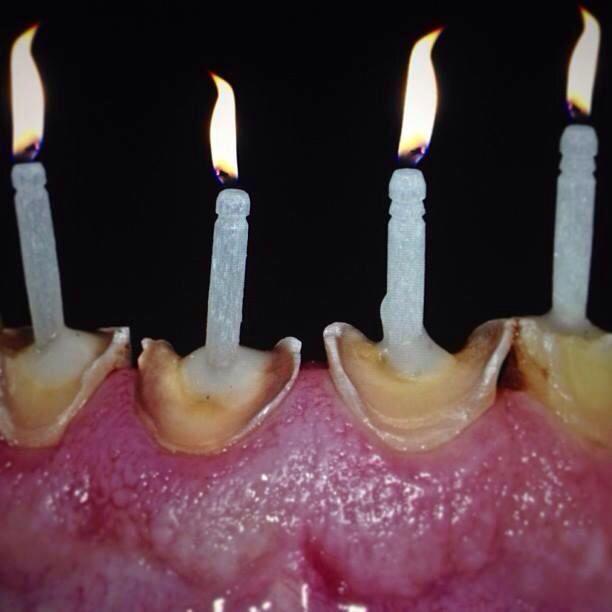 День рождения стоматолога